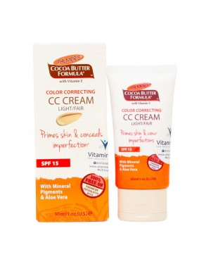 Palmer Cocoa Butter Colour Correcting CC Cream Light/Fair SPF 15 (30ml)