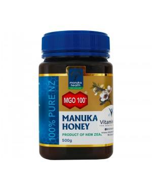 Manuka Heatlh MGO 100+ Manuka Honey (500g)