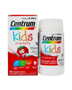 Centrum Kids Strawberry (60 Tab)