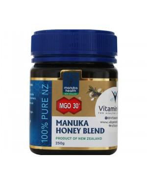 Manuka Honey Blend MGO 30+ 100% Pure NZ (250g)
