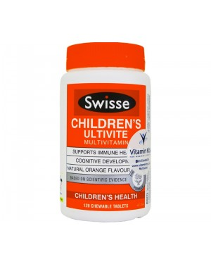Swisse Children's Ultivite Multivitamin (120 Tab)