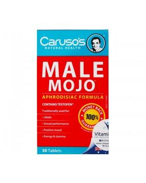 Caruso's Male Mojo (30 Tab)