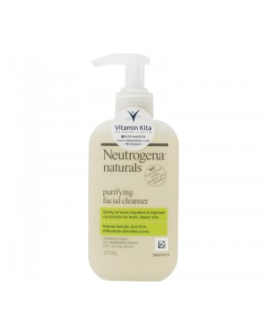 Neutrogena Naturals Purifying Facial Cleanser (177mL)