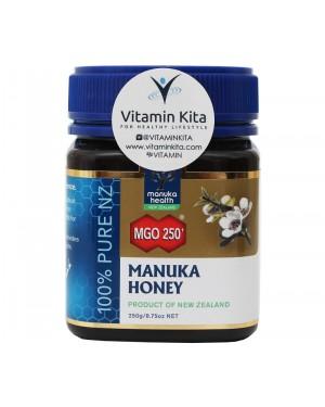 Manuka Honey MGO 250+ 100% Pure NZ (250 gr)