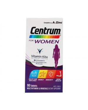 Centrum For Women (90 Tab)