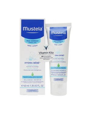 Mustela Hydra Bebe Facial Cream (40 mL)