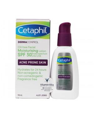 Cetaphil DermaControl Moisturizer SPF 30 (118mL)