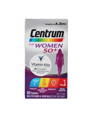 Centrum For Women 50+ (60 Tab)