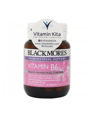 Blackmores - Vitamin B6 (42 Tab)