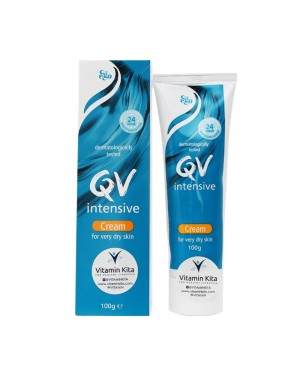 QV indensive Cream for Baby Dry Skin (100G)