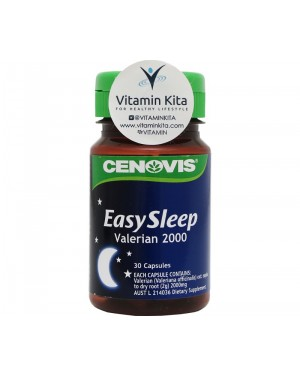 Cenovis Easy Sleep Valerian 2000 (30Caps)