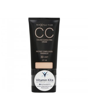 Max Factor CC Cream 30 Light SPF 10 (30 ml)