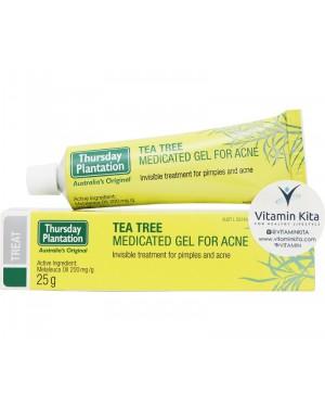 Thursday Plantation Tea Tree Mediocated Gel For Acne (25gr)