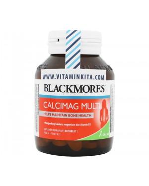 BLACKMORES CALCIMAG MULTI BPOM KALBE - 60Tab
