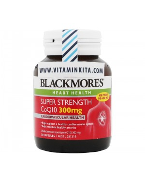 Blackmores Super Strength CoQ10 300mg (30 Tab)