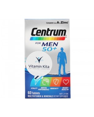 Centrum For Men 50+ for Adult (60 Tab)