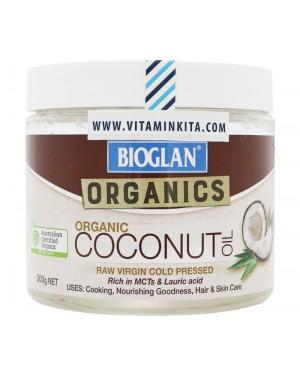 Bioglan Organics Coconut Oil (300 g)