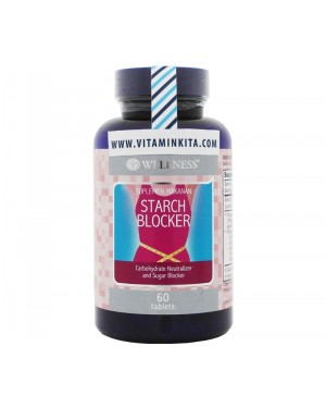 WELLNESS STARCH BLOKER (60 TAB)