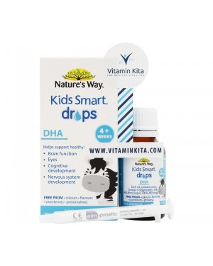 Natures Way Kids Smart Drops DHA (20mL)