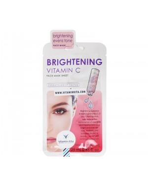 Skin Republic Brightening Vitamin C Face Mask (25 ml)