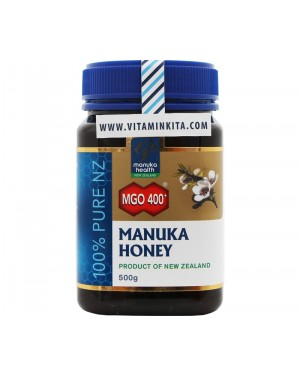 Manuka Health Manuka Honey MGO 400+ 100% Pure NZ (500 gr)