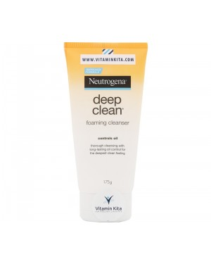 Neutrogena Deep Clean Foaming Cleanser (175 ml)