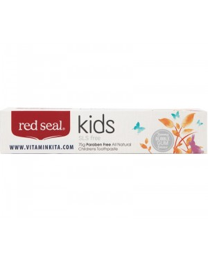 Red Seal Kids SLS Free Childrens Toothpaste (75 gr)