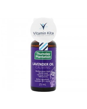 Thursday Plantation Lavender Oil Calming (25 ml)