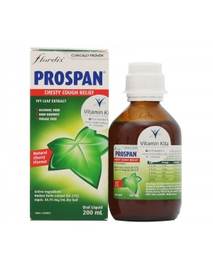 Prospan - Chesty Cough Relief (200ml)