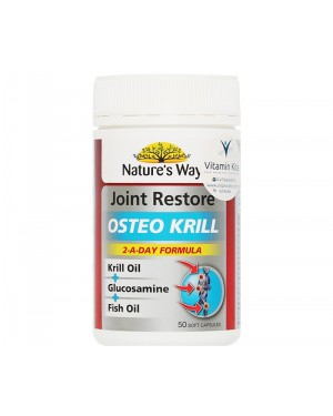 Nature's Way Joint Restore Osteo Krill (50s)