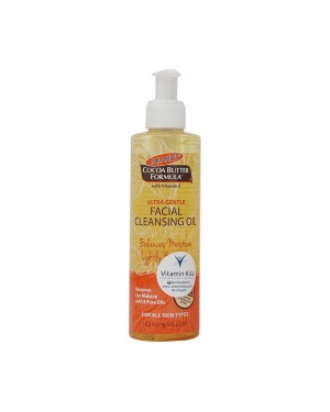Palmer's Cocoa Butter Formula - Ultra Gentle Facial Cleansing Oil (192ml)