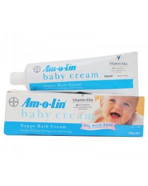 Amolin - Baby Cream Oil Rich Base (100g)