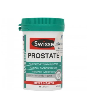 Swisse Ultiboost - Prostate (50Tab)