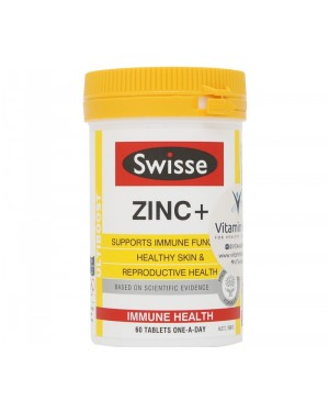 Swisse Ultiboost Zinc+ (60 Tab)