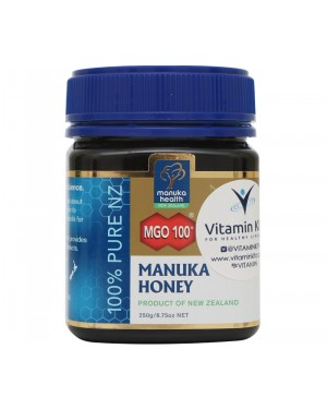 Manuka Heatlh MGO 100+ Manuka Honey (250g)