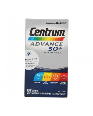 Centrum Advance 50+ (100Tab)