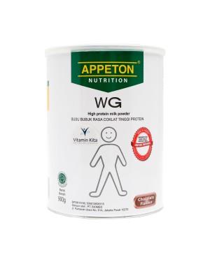 APPETON WEIGHT GAIN SUSU UNTUK GEMUK RASA COKLAT 900 Gr