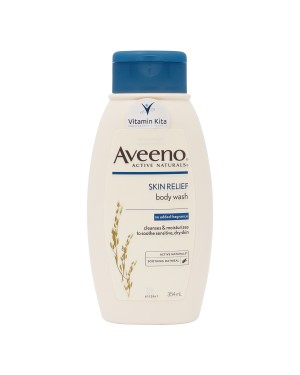 AVEENO SKIN RELIEF BODY WASH 354 ML