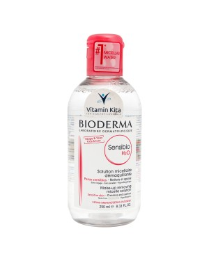 BIODERMA SENSIBIO H2O MAKE UP REMOVING MICELLE SOLUTION 250ML