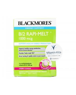 Blackmores Energy Support B12 Melt 1000mg - 60 Tab