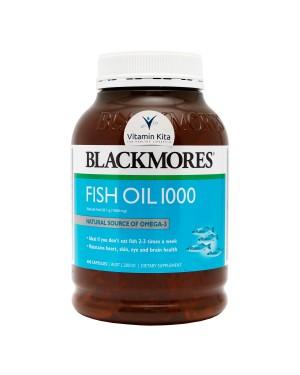 BLACKMORES FISH OIL 1000 (400 CAPS)