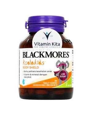BLACKMORES KIDS BODY SHIELD BPOM KALBE - 60 TAB