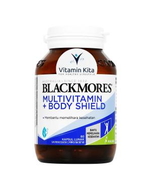 BLACKMORES MULTIVITAMIN PLUS BODY SHIELD BPOM KALBE-80 TAB