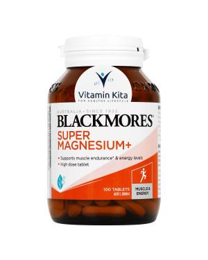 Blackmores Super Magnesium Plus (100 Tab)