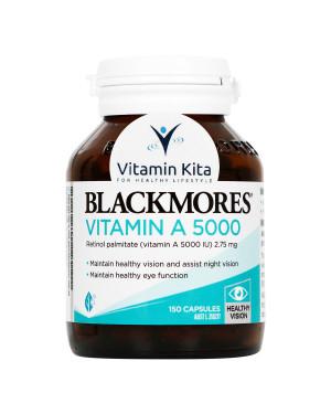 Blackmores Vitamin A 5000 (150 Caps)