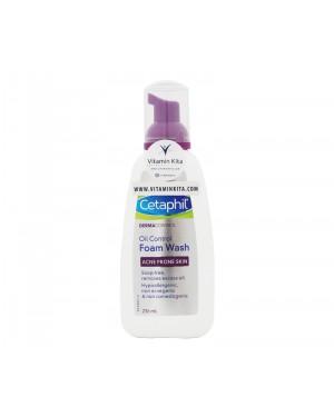 Cetaphil Dermacontrol Oil Control Foam Wash Acne Prone Skin - 236 ml
