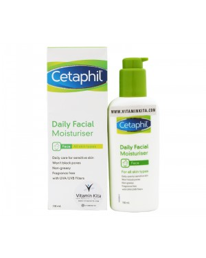 Cetaphil Daily Facial Moisturiser - 118 ml