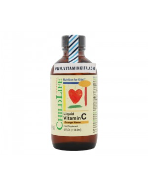 CHILD LIFE LIQUID VITAMIN C (118.5 ml)