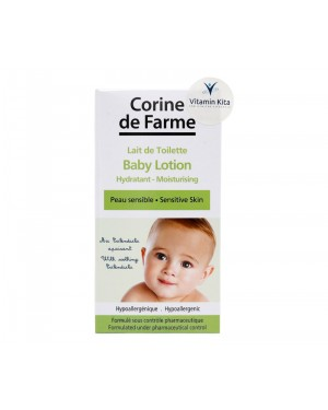 CORINE DE FARME BABY LOTION BPOM - 250 ML