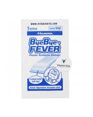 Hisamitsu ByeBye-Fever for Baby - 1 Lembar